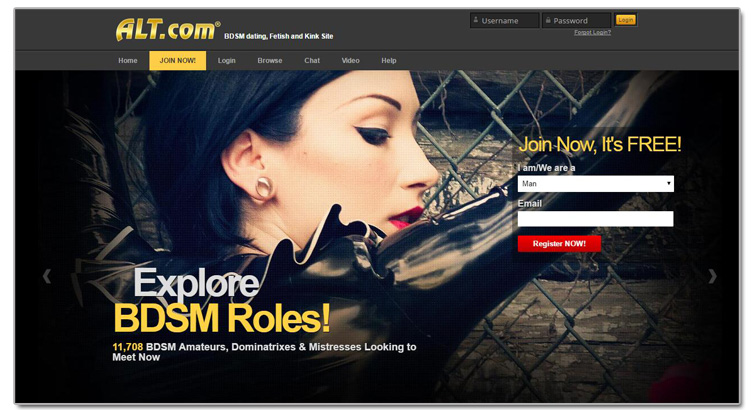 top bdsm dating sites