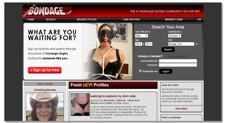 Best bdsm websites